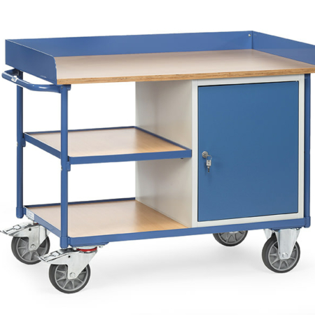 Werkplaatswagen 2435-0