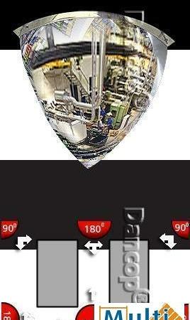 Spiegel BM 90-3 90 cm-0