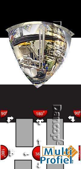 Spiegel BM 100-3 100 cm-0