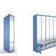 Garderobekasten 2 deurs 1.800 mm x 504 mm x 300 mm-0