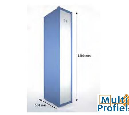Garderobekast 1 deur 1.800 mm x 504 mm x 300 mm-0