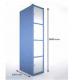 Garderobekast 4 deurs 1.800 mm x 504 mm x 400 mm-0