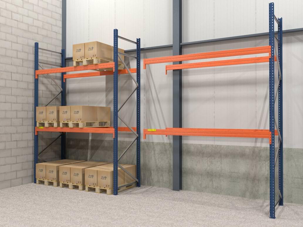 Multi Profiel Palletstelling 4.000 x 2.700 x 1.100 mm (3.650 kg)