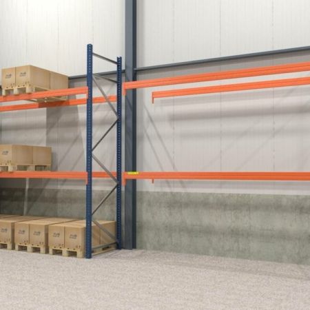 Palletstelling 2.000 mm x 3.600 mm x 1.100 mm 2.500 kg -0