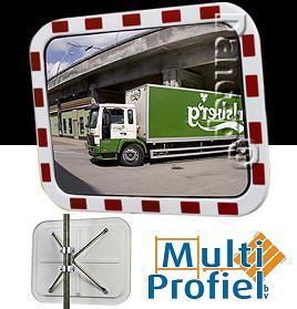 Spiegel TM INOX 60x80 cm-0